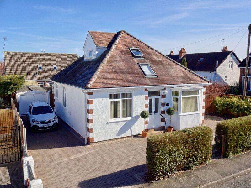 3 Bedrooms Detached Bungalow for sale in Woodbury Road West, Stourport-On-Severn DY13 8XP