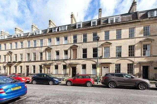 1 Bedroom Flat for sale in Edward Street, Bath, BA2