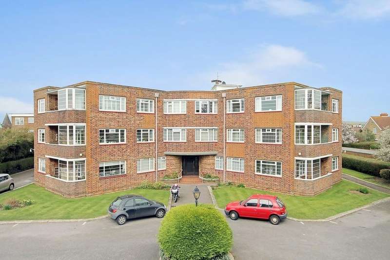 2 Bedrooms Flat for sale in Amberley Court, Mill Road, Worthing BN11 5HG
