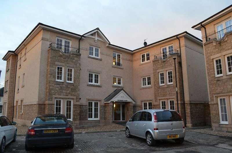 3 Bedrooms Apartment Flat for sale in Blenheim Court, Causewayhead, Stirling, FK9 5EA