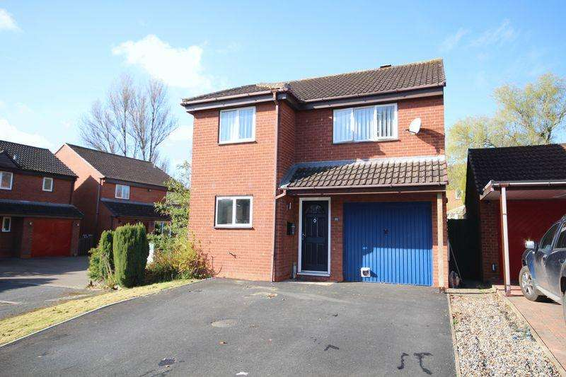 3 Bedrooms Detached House for sale in HOLMER