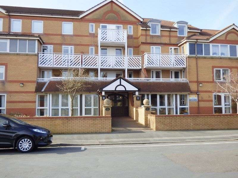 2 Bedrooms Retirement Property for sale in Poplar Court, Lytham St. Annes, FY8 1NZ