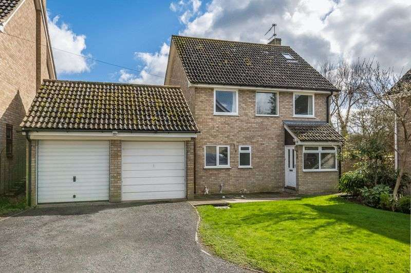4 Bedrooms Detached House for sale in Bennetts Close, Bletsoe, Bedfordshire