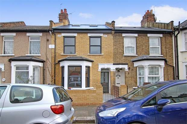 4 Bedrooms Terraced House for sale in St John's Road, Walthamstow, London