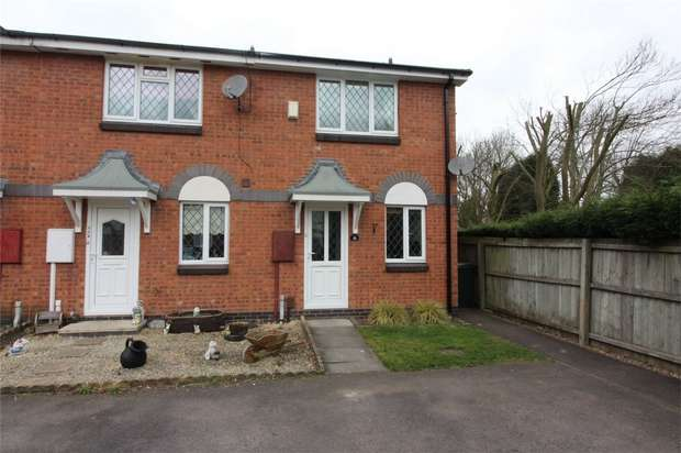 2 Bedrooms End Of Terrace House for sale in Glenmore Drive, Longford, Coventry