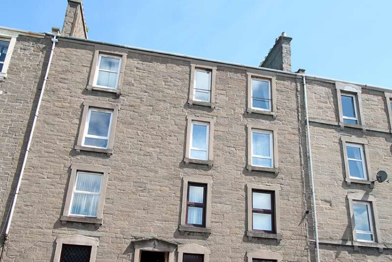 2 Bedrooms Apartment Flat for sale in Strathmartine Road, Dundee, DD3 7SD