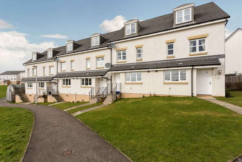 4 Bedrooms Town House for sale in Greenshank Drive, Dunfermline, Fife, KY11 8NW