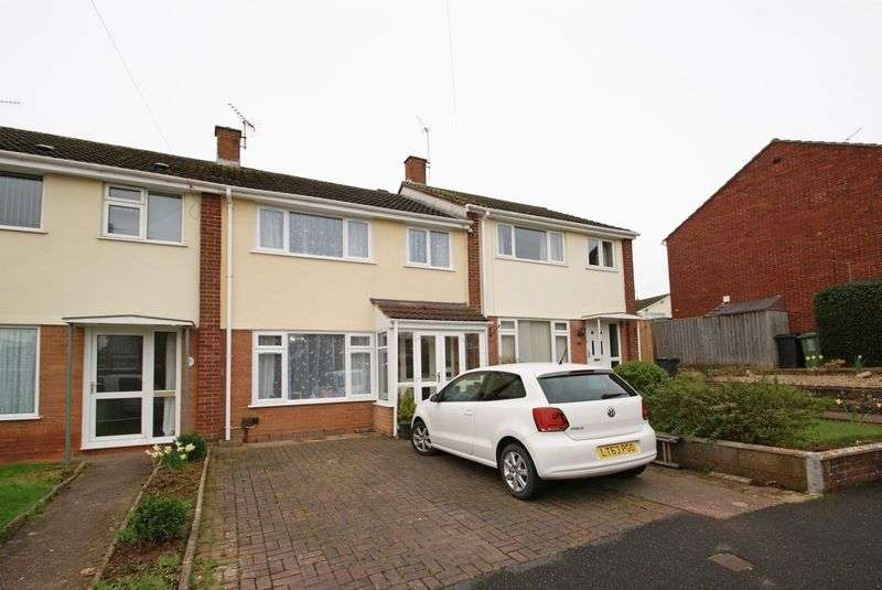 3 Bedrooms Terraced House for sale in Wentworth Gardens, Exeter