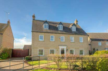 6 Bedrooms Detached House for sale in Longmeadow Drive, Wilstead, Bedford, Bedfordshire