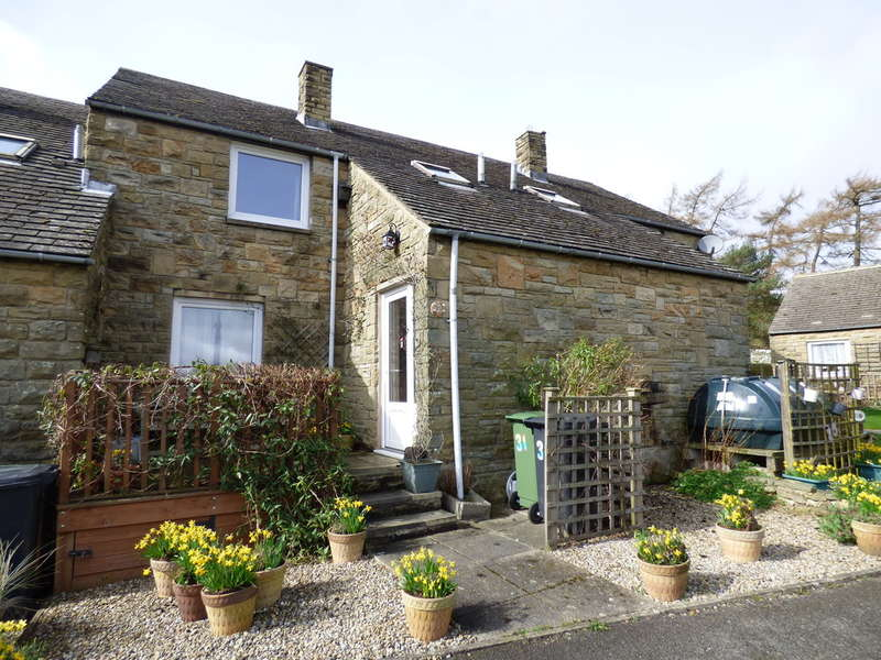 3 Bedrooms Terraced House for sale in Quaker Close, Reeth