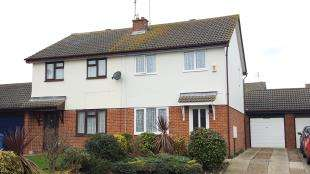 3 Bedrooms Semi Detached House for sale in Foxgrove, Milton Regis, Sittingbourne