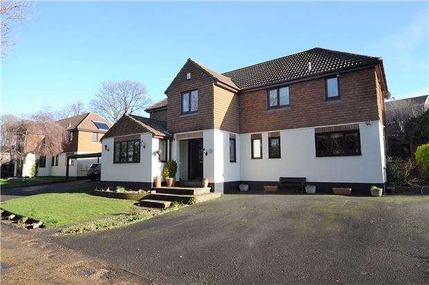 4 Bedrooms Detached House for sale in Sevenoaks Road, ORPINGTON, Kent, BR6