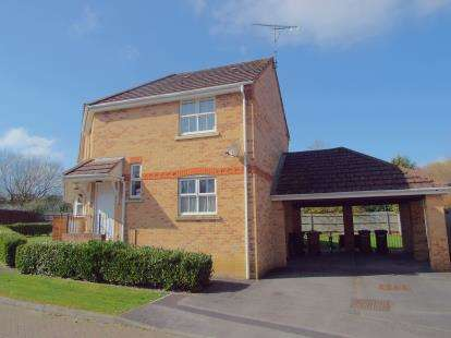 2 Bedrooms Maisonette Flat for sale in Chandler's Ford, Eastleigh, Hampshire