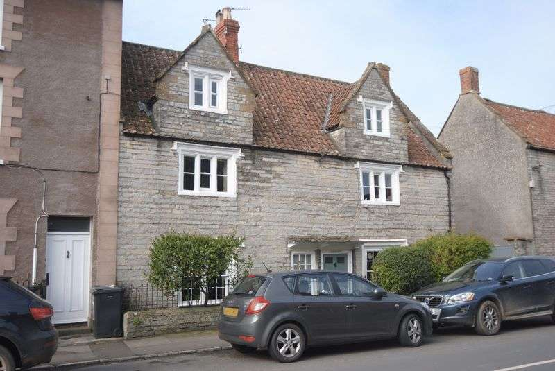 3 Bedrooms Terraced House for sale in North Street, Somerton