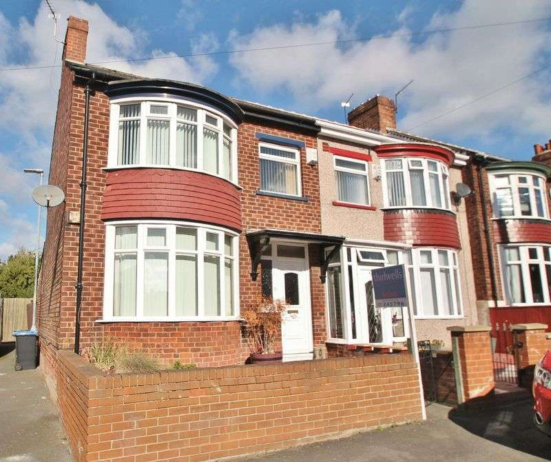 3 Bedrooms Terraced House for sale in Crathorne Crescent,