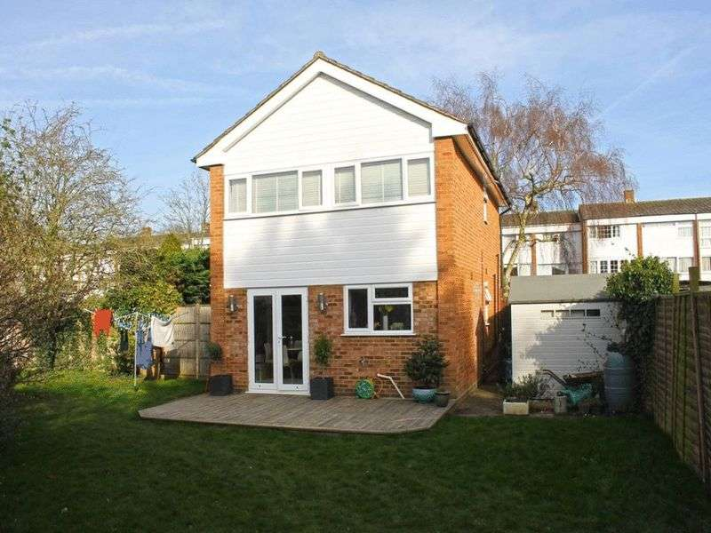 3 Bedrooms Detached House for sale in Twyford, Berkshire.