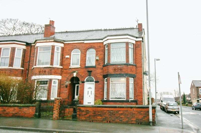 3 Bedrooms Terraced House for sale in Station Road Swinton Manchester