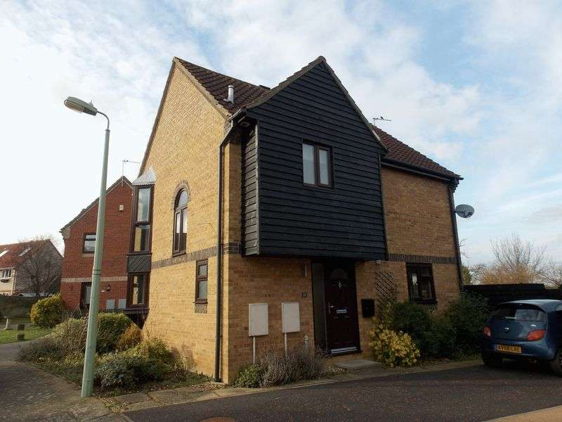 3 Bedrooms Detached House for sale in Cloverfields, Thurston