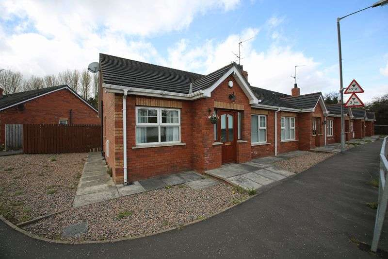 3 Bedrooms Bungalow for sale in 5 Bridgeford Meadows, Portadown