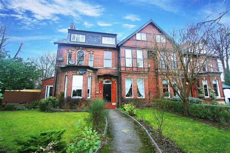 2 Bedrooms Flat for sale in Grosvenor Villas, Jesmond
