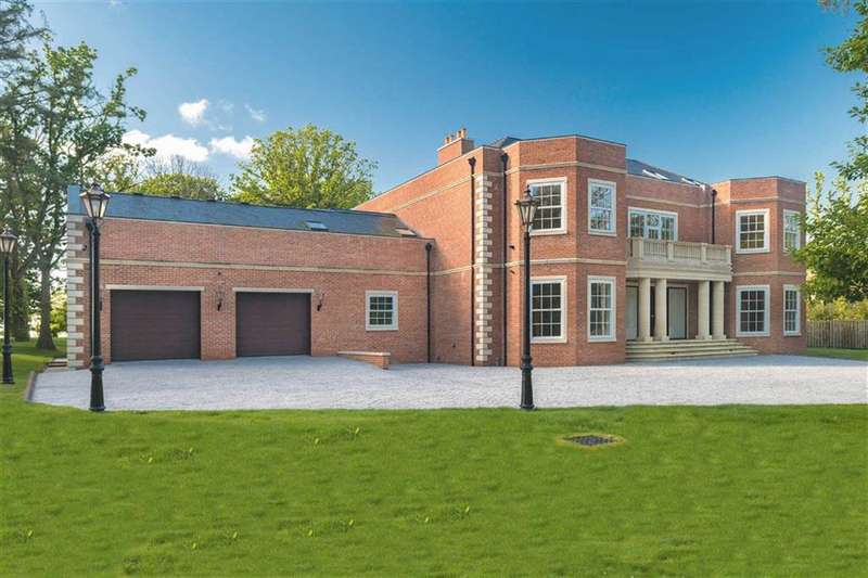 6 Bedrooms Property for sale in Tranwell Woods, Morpeth