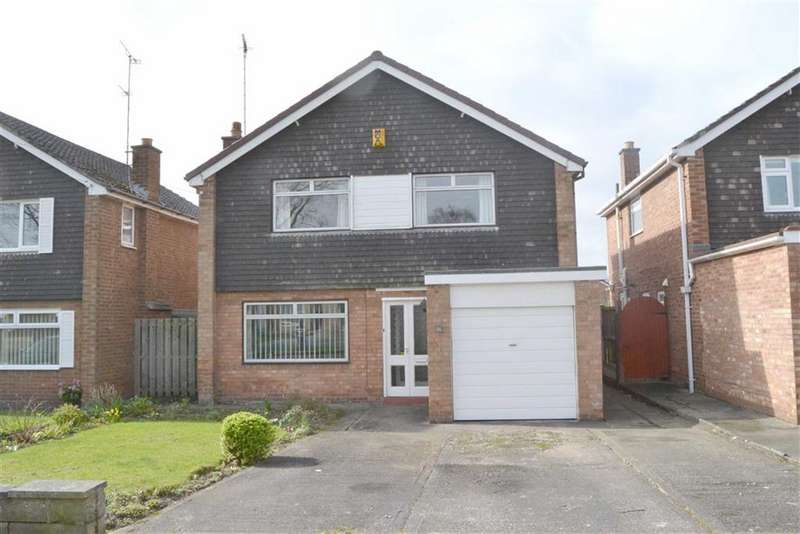 4 Bedrooms Property for sale in Brookhurst Avenue, Bromborough, Wirral