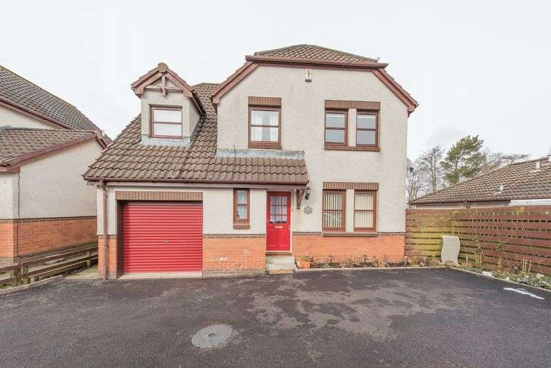 4 Bedrooms Detached House for sale in Bankton Drive, Bankton, Livingston EH549EH