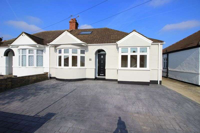 4 Bedrooms Semi Detached Bungalow for sale in Mainridge Road, Chislehurst