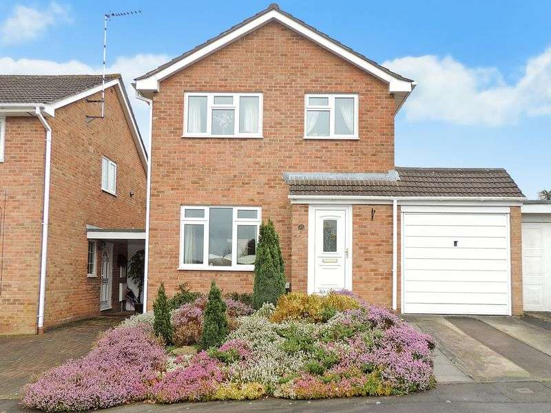 3 Bedrooms Detached House for sale in Fallowfield, North Common, Bristol