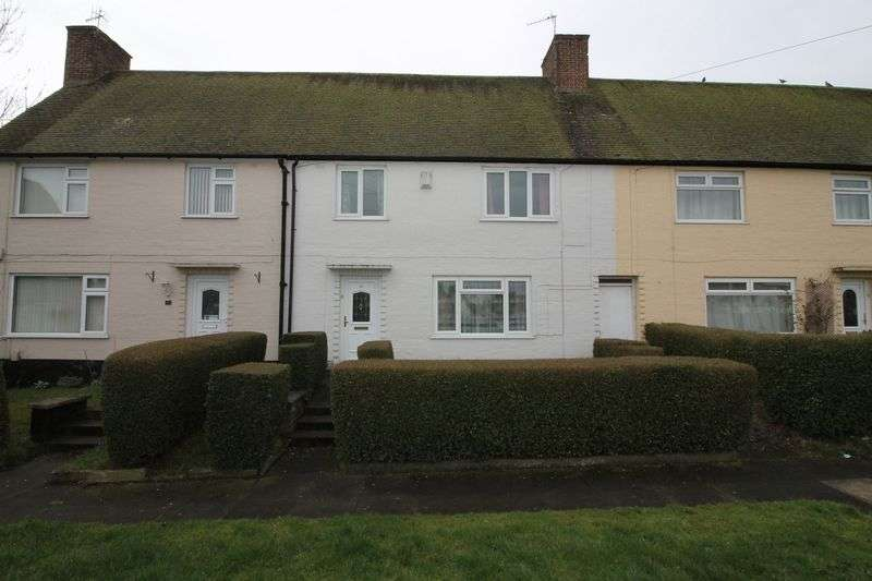3 Bedrooms Terraced House for sale in Home Farm Road, Woodchurch