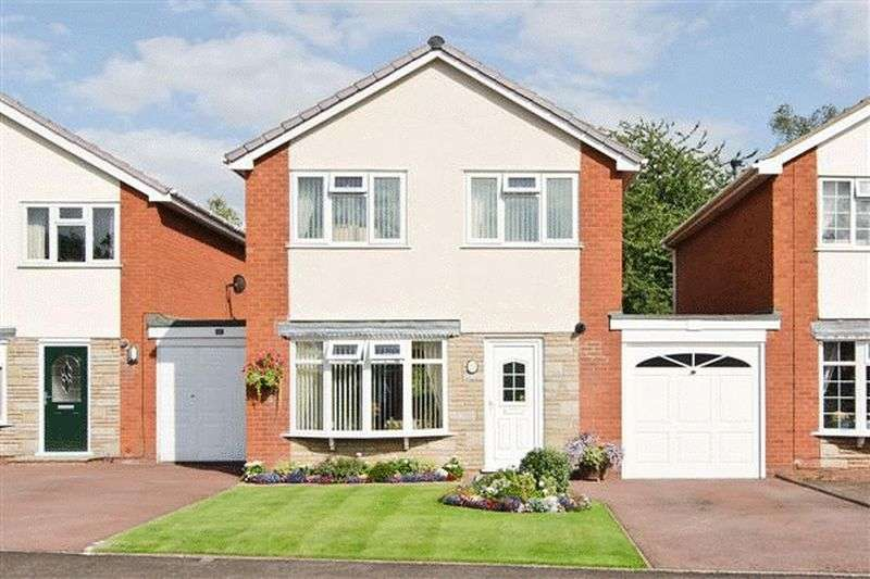 3 Bedrooms Detached House for sale in Leam Drive, Burntwood