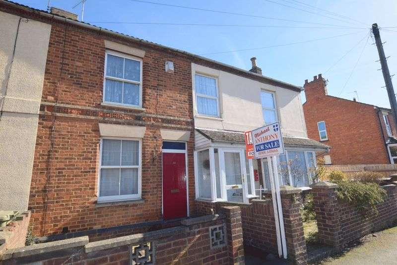 3 Bedrooms Terraced House for sale in Victoria Road, Bletchley, Milton Keynes