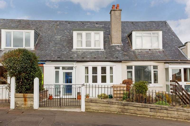 3 Bedrooms Terraced House for sale in 28 Ulster Crescent, Willowbrae, EH8 7LD