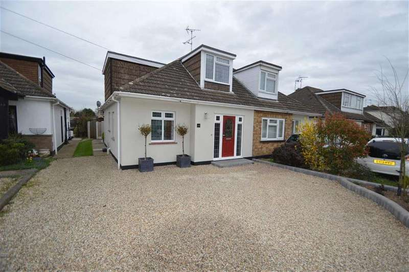 4 Bedrooms Semi Detached House for sale in Spencer Gardens, Rochford, Essex