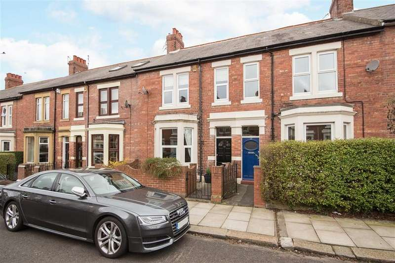 3 Bedrooms Terraced House for sale in 15 Beaumont Terrace, Gosforth, Newcastle upon Tyne NE3