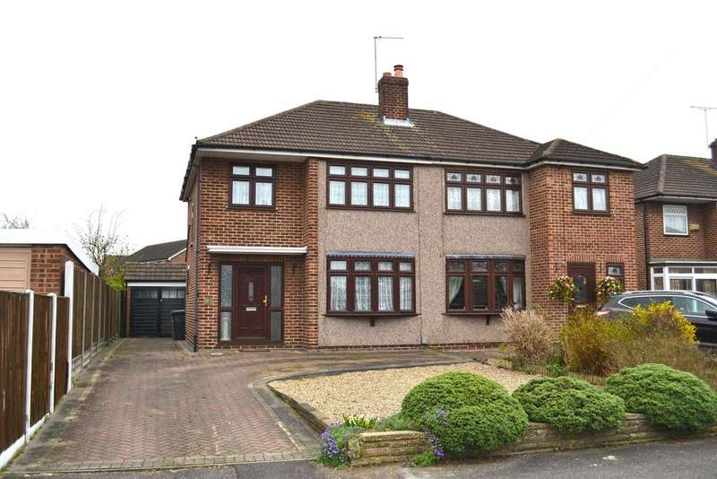 3 Bedrooms Semi Detached House for sale in Bewley Close, Cheshunt EN8