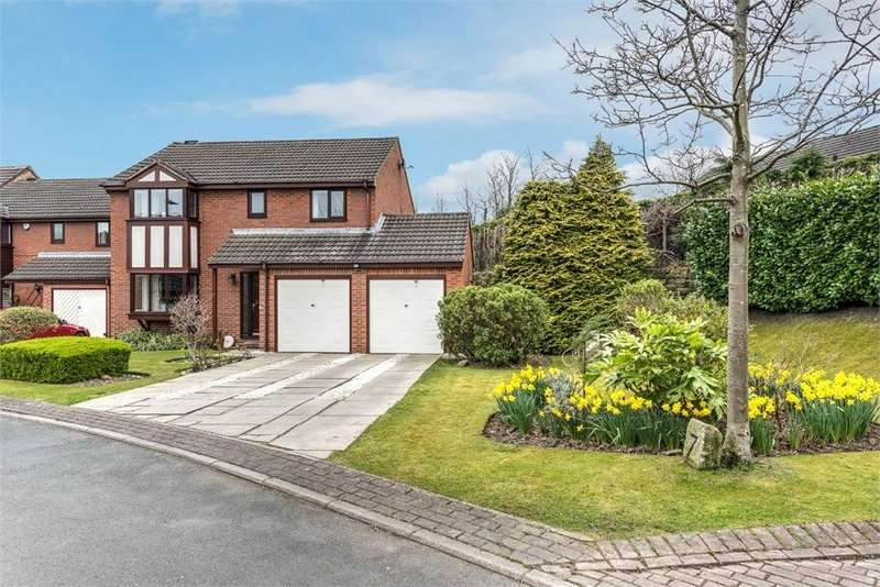 4 Bedrooms Detached House for sale in Bramble Walk, Birstall, BATLEY, West Yorkshire