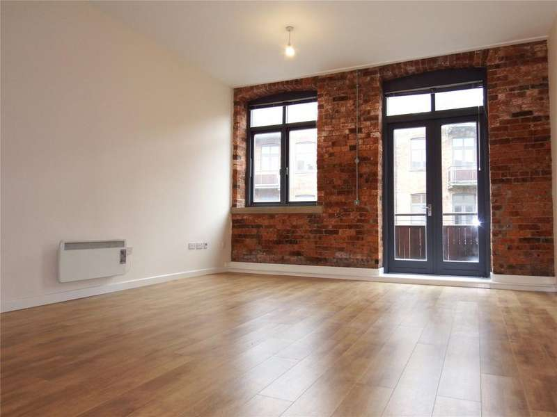 1 Bedroom Flat for sale in Shearers House, East Street, Leeds, West Yorkshire, LS9