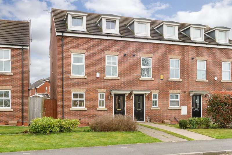 3 Bedrooms Mews House for sale in Stapeley, Cheshire