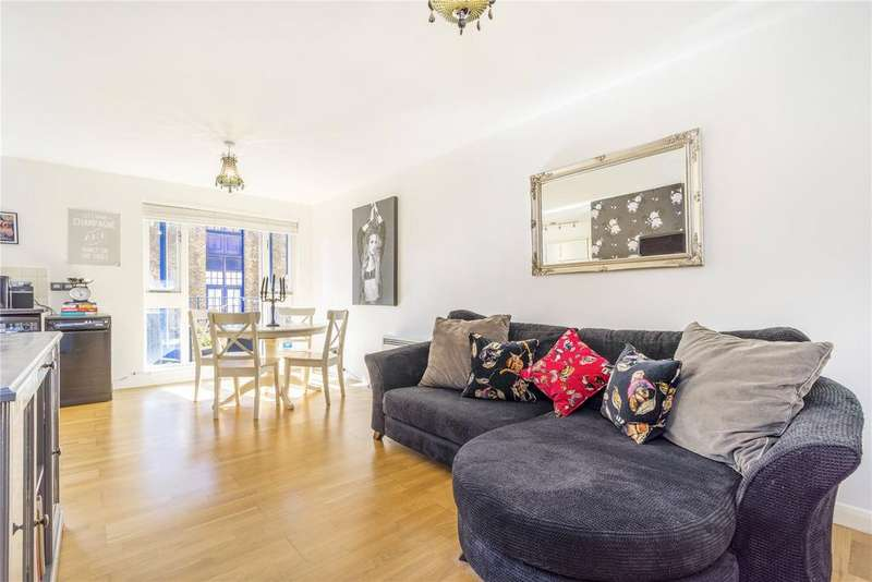 1 Bedroom Apartment Flat for sale in Thames Heights, 52-54 Gainsford Street, London, SE1