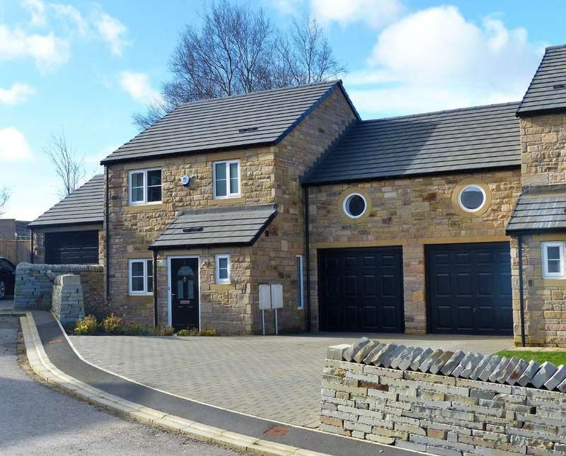 3 Bedrooms Semi Detached House for sale in Elsey Close, Skipton