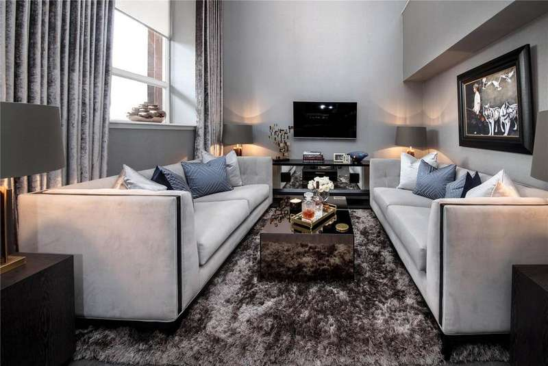 2 Bedrooms Flat for sale in Apartment 6 - The Atrium, Glasgow, G11
