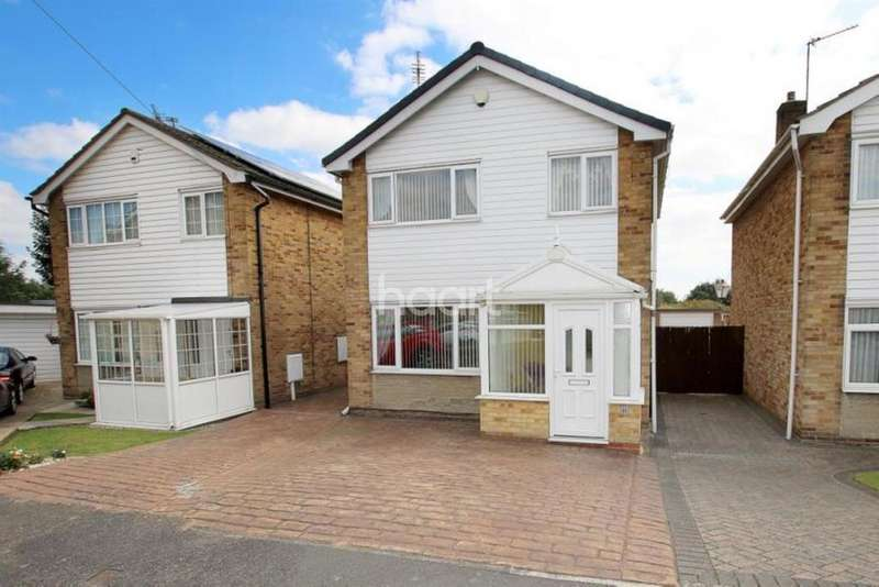 3 Bedrooms Detached House for sale in Doncaster