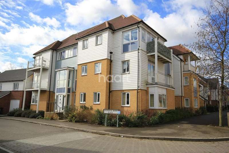 2 Bedrooms Flat for sale in Ashford, Kent, TN23