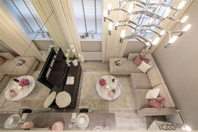 2 Bedrooms Flat for sale in Apartment 22 - The Atrium, Glasgow, G11