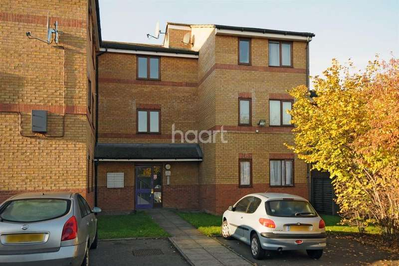 1 Bedroom Flat for sale in Draycott Close, NW2