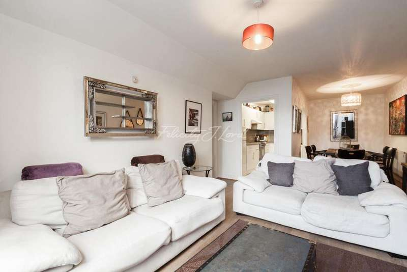 2 Bedrooms Flat for sale in Link House, E3