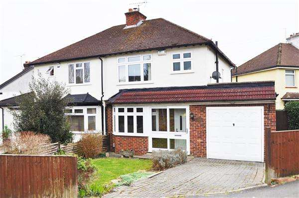 3 Bedrooms Semi Detached House for sale in Maidstone ME15