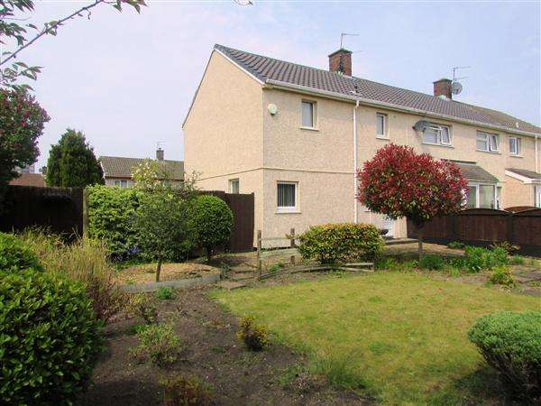 2 Bedrooms End Of Terrace House for sale in Harleston Walk, Kirkby