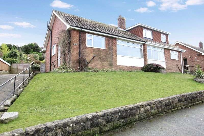 2 Bedrooms Semi Detached Bungalow for sale in 13 Pinewood Drive